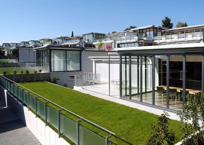 Wohnüberbauung Alpensicht, Oberwohlen