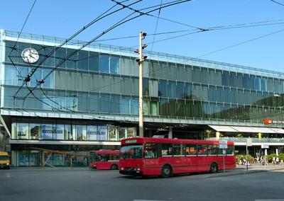 Bahnhof, Bern