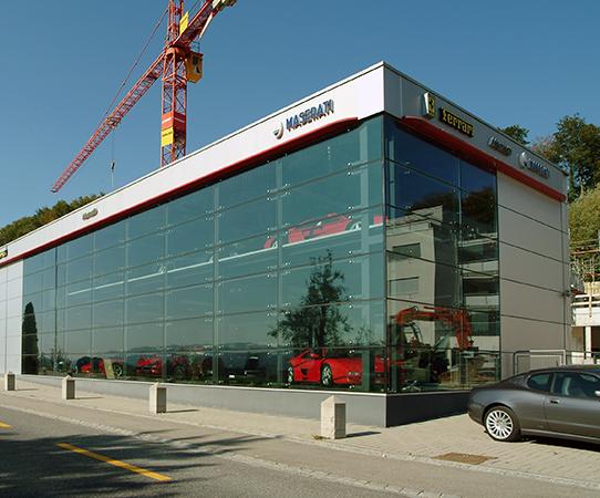 Ferrari Garage Automobile Németh, Hinterkappelen