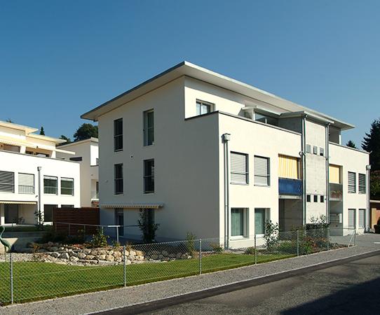 Wohnüberbauung Grüttbach, Kirchberg