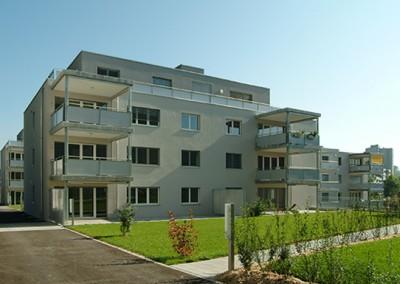 Wohnüberbauung Hausmatte, Hinterkappelen
