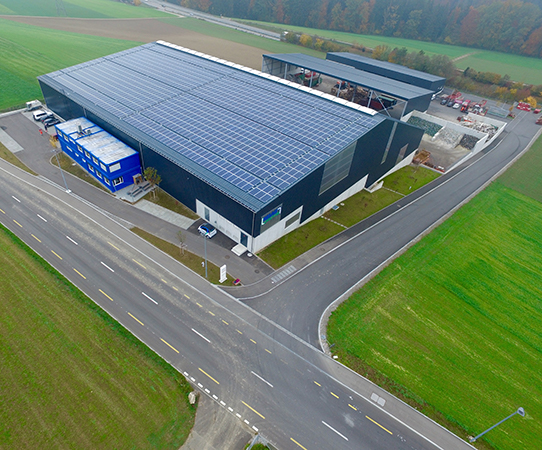 Resag AG/Uhlmann AG, Bern