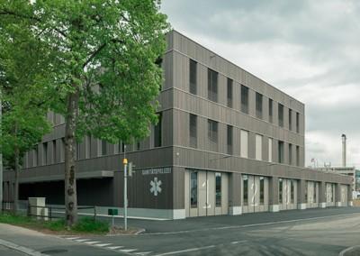 SANO Sanitätspolizei, Bern
