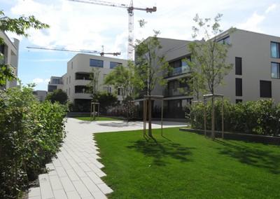 Wohnüberbauung Schönberg Ost (Baufeld G1), Bern