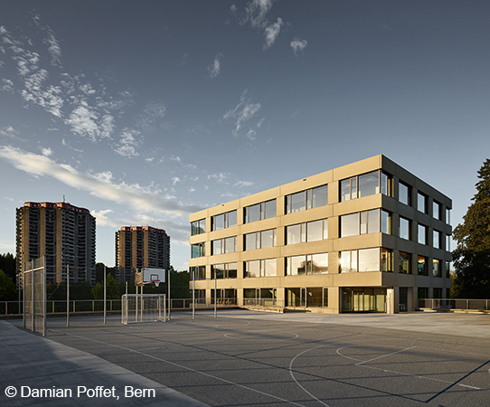 Neue Volksschule Brünnen, Bern