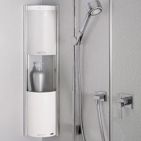 Duschenablage Duscholux Showerbox, 3 Schiebeelemente
