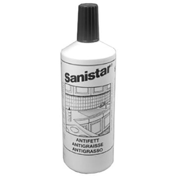 Reinigungsmittel Sanistar Antifett