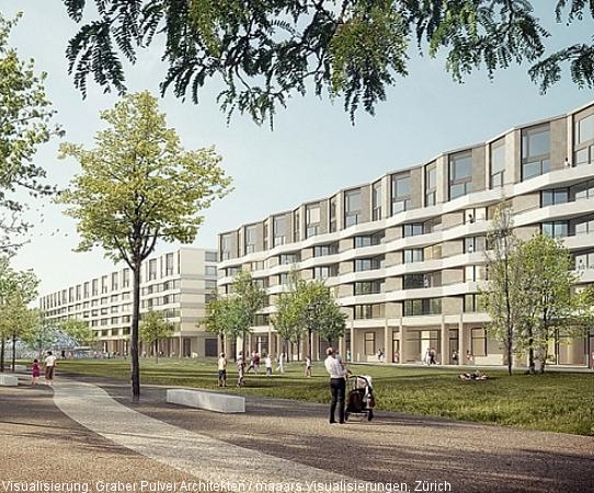 Wohnüberbauung Esplanades, Biel