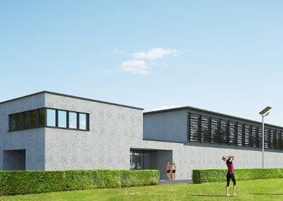 Erweiterung Schul- und Sportanlage Dorf, Lengnau