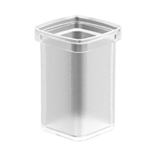 Klosettbürstenhalter Alterna quadra, Ersatzglas