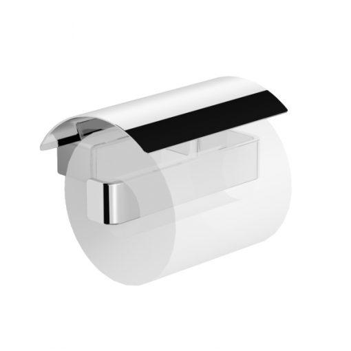 Papierhalter Alterna quadra mit Deckel
